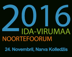 """IV Ida-Virumaa Noortefoorum """" Noorte sotsiaalne kaasatus"""" ootab osalejaid"""