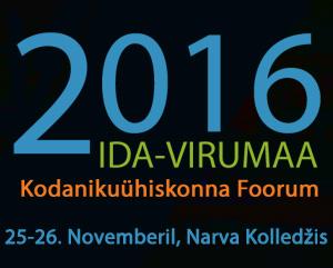 """II Kodanikuühiskonna Foorum """"Ida-Virumaa kompetentsed sotsiaalteenuste osutajad"""" ootab osalejaid"""